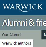 Warwick Authors Capture